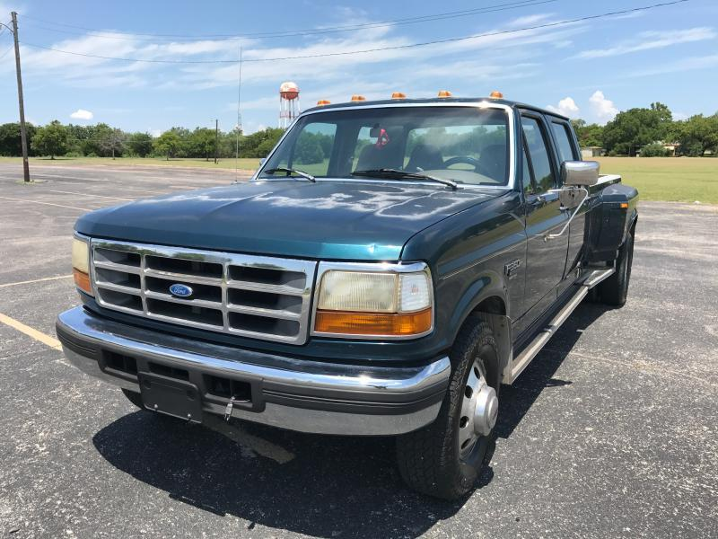 1996 Ford F-350 for sale at Opportunity Used Cars LLC in Waco TX