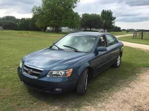 2006 Hyundai Sonata for sale in Waco TX