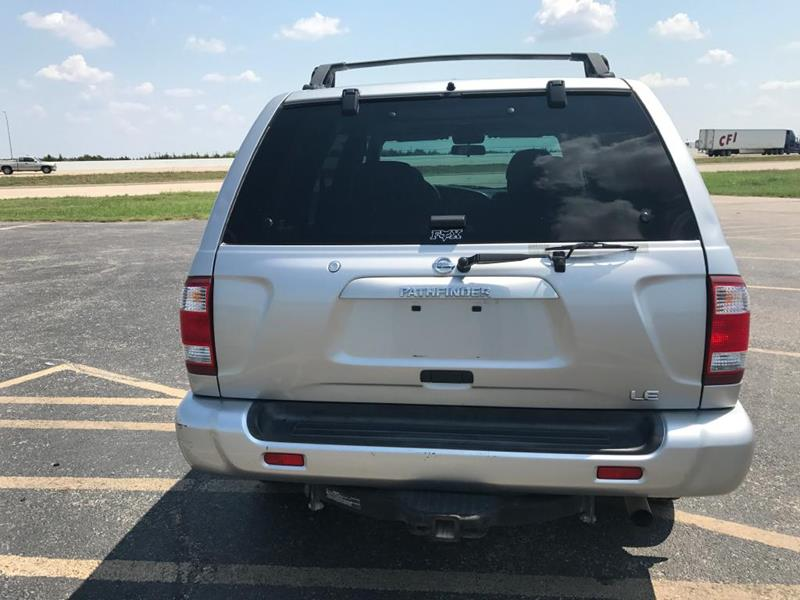 2002 Nissan Pathfinder for sale at Opportunity Used Cars LLC in Waco TX