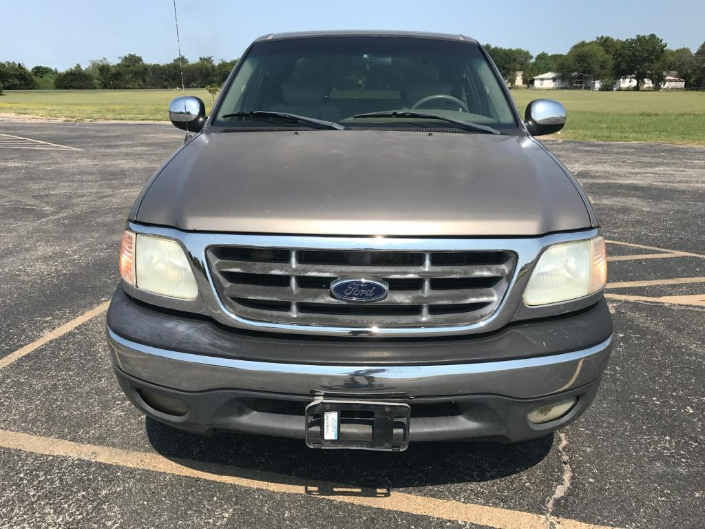 2002 Ford F-150 for sale at Opportunity Used Cars LLC in Waco TX