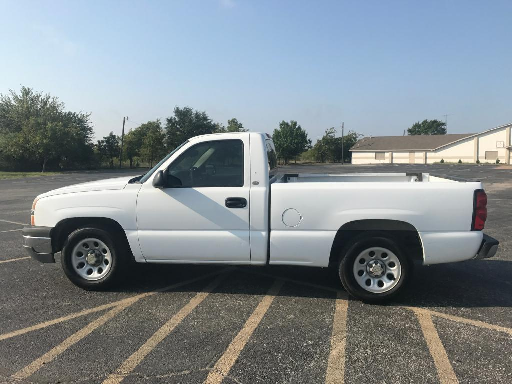2005 Chevrolet Silverado 1500 for sale at Opportunity Used Cars LLC in Waco TX