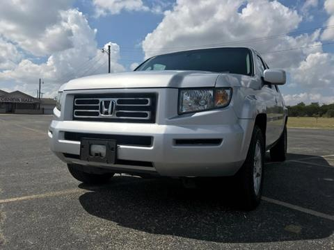 2007 Honda Ridgeline for sale at Opportunity Used Cars LLC in Waco TX
