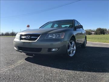2008 Hyundai Sonata for sale at Opportunity Used Cars LLC in Waco TX