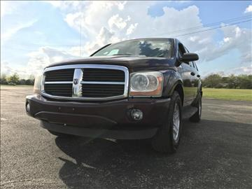 2004 Dodge Durango for sale at Opportunity Used Cars LLC in Waco TX