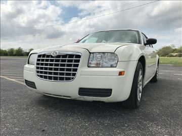 2008 Chrysler 300 for sale at Opportunity Used Cars LLC in Waco TX