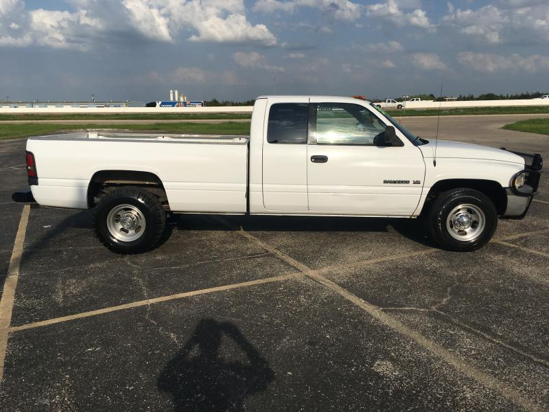 2000 Dodge Ram Pickup 2500 for sale at Opportunity Used Cars LLC in Waco TX