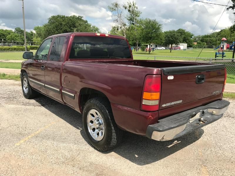 2000 Chevrolet Silverado 1500 for sale at Opportunity Used Cars LLC in Waco TX
