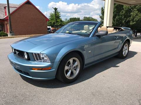 2007 Ford Mustang for sale in Front Royal, VA