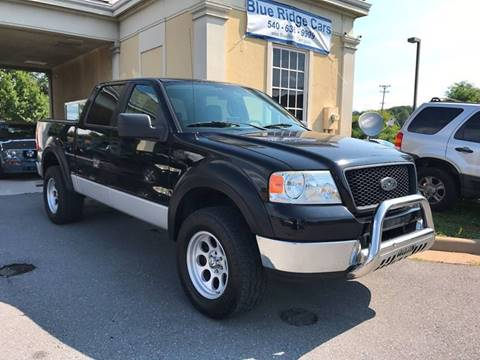 2005 Ford F-150 for sale in Front Royal, VA