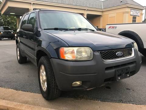 2003 Ford Escape for sale in Front Royal, VA