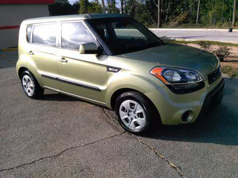 2013 Kia Soul for sale in Milton, FL
