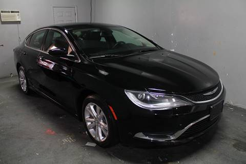 2015 Chrysler 200 for sale in Newark, NJ