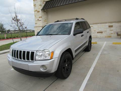 2005 Jeep Grand Cherokee for sale in Rosharon, TX