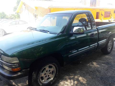 1999 Chevrolet Silverado 1500 for sale in Pageland, SC