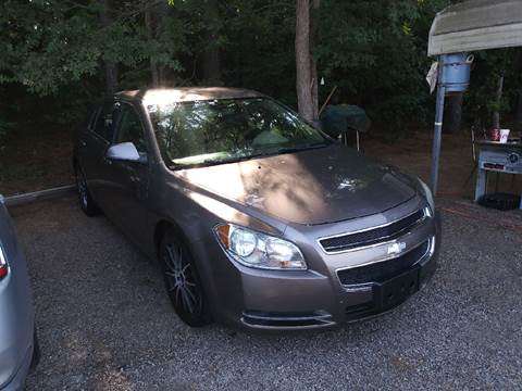 2010 Chevrolet Malibu for sale in Pageland, SC