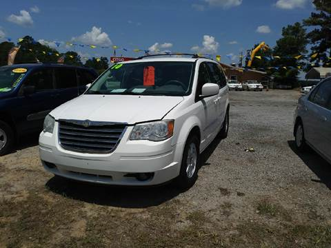 2010 Chrysler Town and Country for sale in Pageland, SC