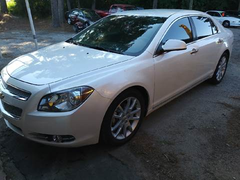 2011 Chevrolet Malibu for sale in Pageland, SC