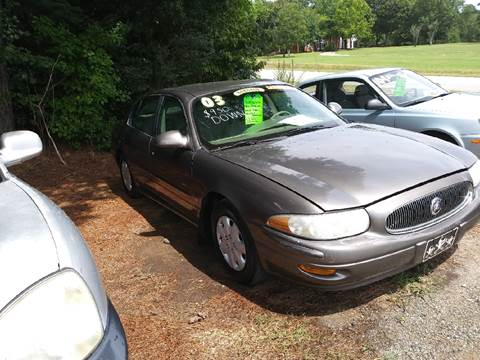 2003 Buick LeSabre for sale in Pageland, SC