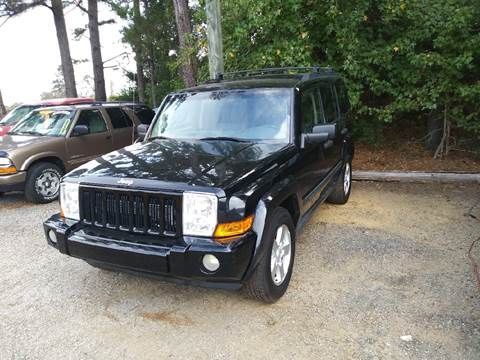 2006 Jeep Commander for sale in Pageland, SC