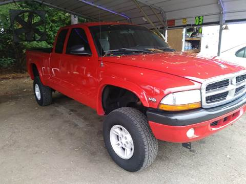 1998 Dodge Dakota for sale in Pageland, SC