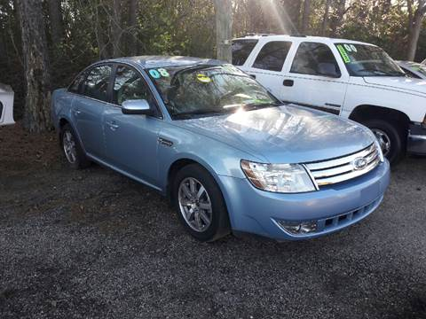 2008 Ford Taurus for sale in Pageland, SC
