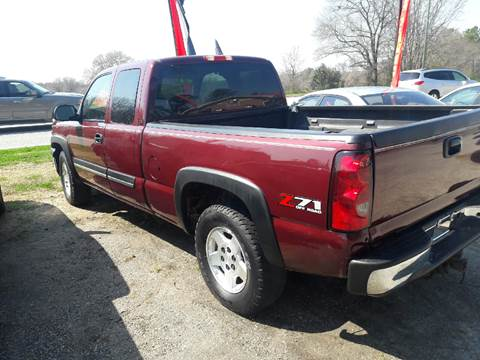 2003 Chevrolet Silverado 1500 for sale in Pageland, SC