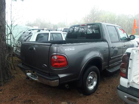 2003 Ford F-150 for sale in Pageland, SC