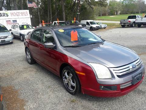 2006 Ford Fusion for sale in Pageland, SC