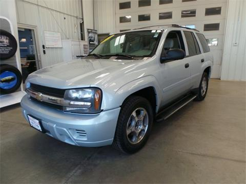 2008 Chevrolet TrailBlazer for sale in Paynesville MN
