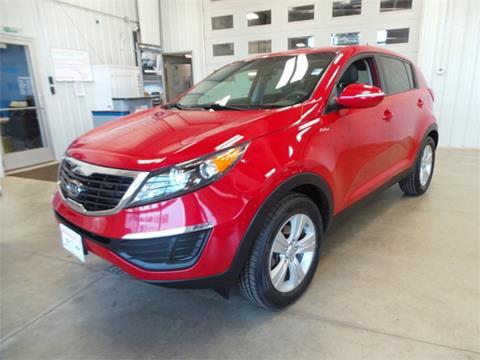 2012 Kia Sportage for sale in Paynesville, MN