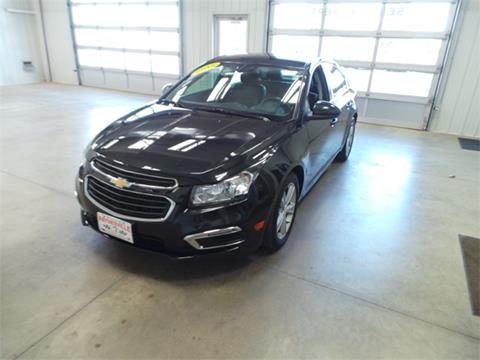 2015 Chevrolet Cruze for sale in Paynesville MN