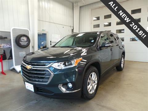 2018 Chevrolet Traverse for sale in Paynesville, MN