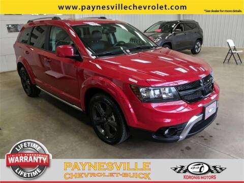 2019 Dodge Journey for sale at Paynesville Chevrolet - Buick in Paynesville MN