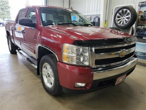 2007 Chevrolet Silverado 1500 for sale at Paynesville Chevrolet - Buick in Paynesville MN
