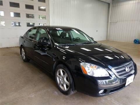 2004 Nissan Altima for sale at Paynesville Chevrolet - Buick in Paynesville MN