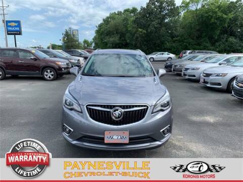 2019 Buick Envision for sale at Paynesville Chevrolet - Buick in Paynesville MN