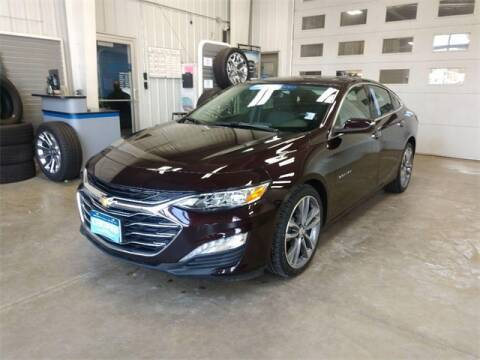 2020 Chevrolet Malibu for sale at Paynesville Chevrolet - Buick in Paynesville MN