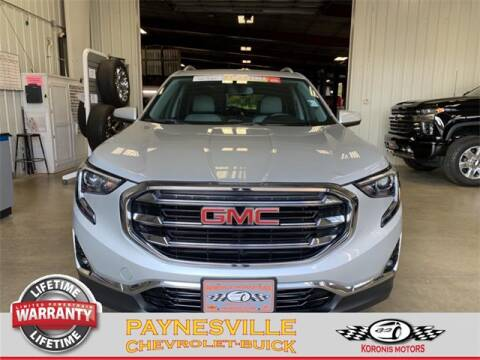 2020 GMC Terrain for sale at Paynesville Chevrolet - Buick in Paynesville MN