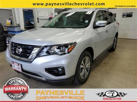 2019 Nissan Pathfinder for sale at Paynesville Chevrolet - Buick in Paynesville MN