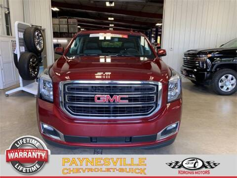 2019 GMC Yukon XL for sale at Paynesville Chevrolet - Buick in Paynesville MN