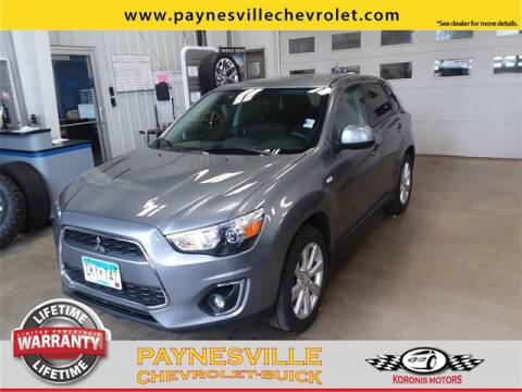 2013 Mitsubishi Outlander Sport for sale at Paynesville Chevrolet - Buick in Paynesville MN