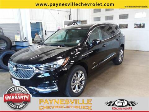 2020 Buick Enclave for sale at Paynesville Chevrolet - Buick in Paynesville MN