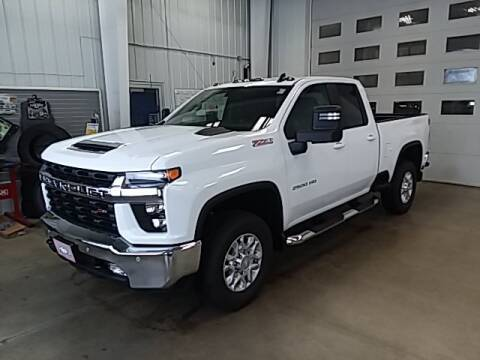 2020 Chevrolet Silverado 2500HD for sale at Paynesville Chevrolet - Buick in Paynesville MN