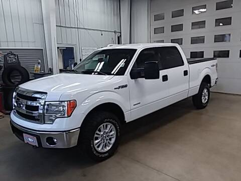 2013 Ford F-150 for sale at Paynesville Chevrolet - Buick in Paynesville MN