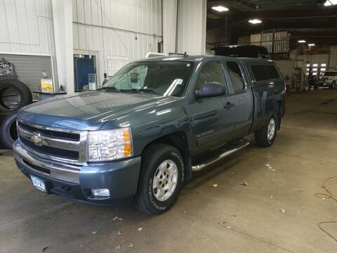 2010 Chevrolet Silverado 1500 for sale at Paynesville Chevrolet - Buick in Paynesville MN
