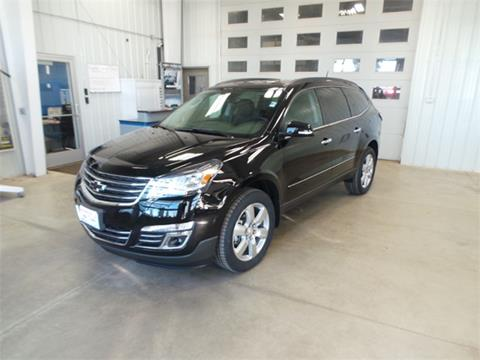 2017 Chevrolet Traverse for sale in Paynesville, MN