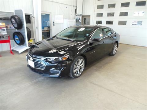 2017 Chevrolet Malibu for sale in Paynesville, MN