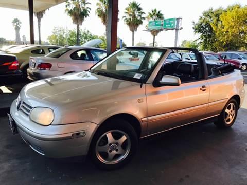 2000 Volkswagen Cabrio for sale in Sacramento, CA