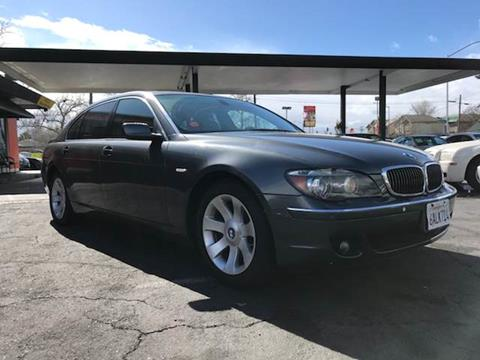 2007 BMW 7 Series for sale at 916 Auto Sales in Sacramento CA