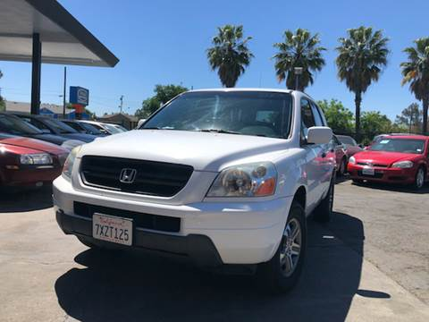 2004 Honda Pilot for sale at 916 Auto Sales in Sacramento CA